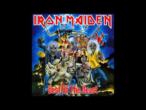 Iron Maiden - Best of the Beast 1996 (Full album) Greatest Hits