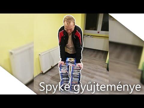 Download SPYKE ÉS A JÁTÉKAI (105?!)