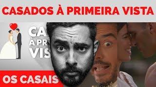 CASADOS À PRIMEIRA VISTA - QUERO LÁ SABER #49