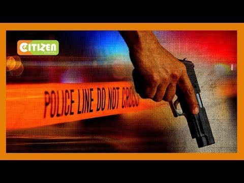 Man Shot Dead By Police At Mama Lucy Hospital, Nairobi