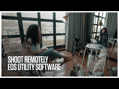 Remote Shooting Tips By Canon