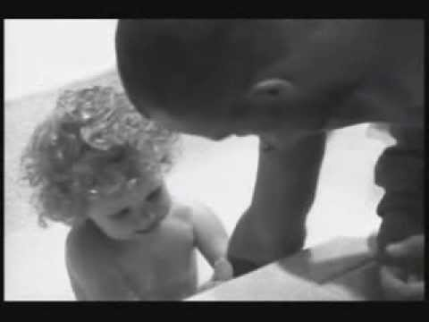 Flea from The Red Hot Chili Peppers with his daughter Clara