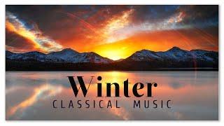 Winter Classical Music   Vivaldi Boccherini Albinoni Cambini Corelli