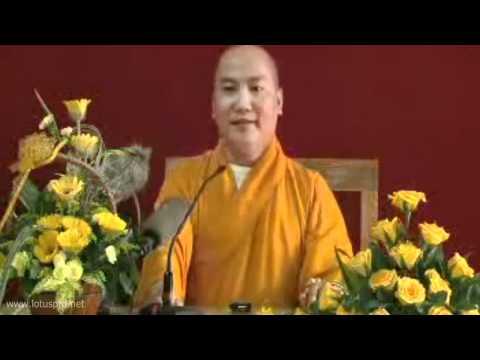 Hay Tu Minh Thap Duoc Len Ma Di 1 (04-2011) THICH PHUOC TIEN