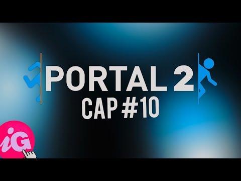 Olvidando cubos ♥ #Portal 2