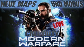 Modern Warfare 2vs2 ALPHA - NEUE Maps & Modis - MW 2019 PS4 Gameplay