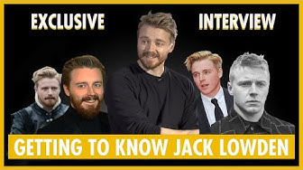 Getting To Know Jack Lowden