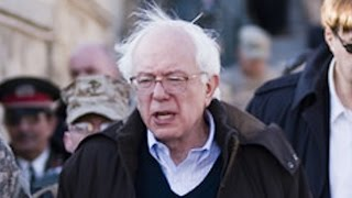 Condemning Trump's Syria Strikes Is Easy. Bernie Hasn't Done It