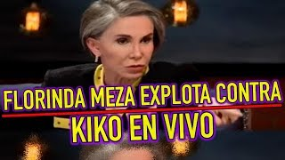 Video Florinda Meza EXPLOTA CONTRA Carlos Villagrán KIKO EN VIVO CREYÓ que NADIE LA ESCUCHABA download MP3, 3GP, MP4, WEBM, AVI, FLV Agustus 2017
