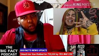 "HOW & WHY TR3WAY ""DOUBLE CROSSED"" TEKASHI69!!!!|VANILLA ICE TREATMENT|**FULL BREAK-DOWN**"