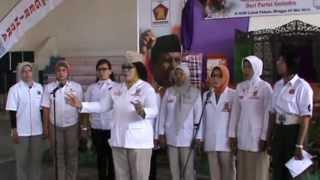 GERINDRA DELI SERDANG INDONESIA RAYA