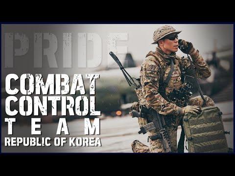 PRIDE - Republic of Korea Air Force Combat Control Team, 대한민국 공군 공정통제사 편   대한민국 국방부
