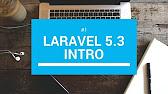 Laravel 5.3 for Beginners - YouTube
