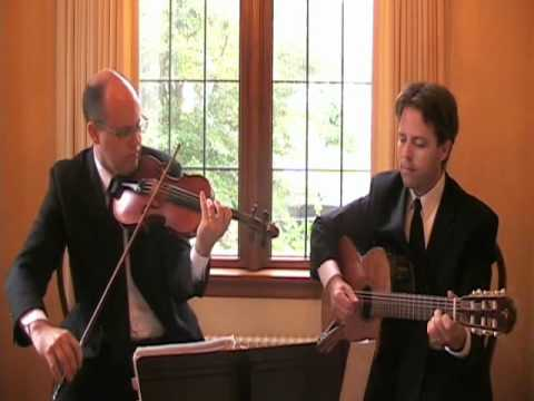 Amazing Grace (Violin and Guitar)