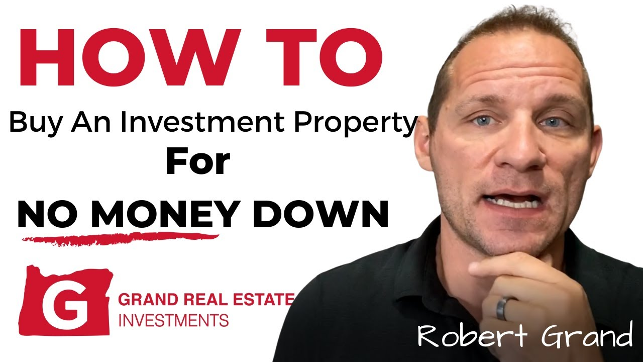 How to Buy a Property With No Money Down In Eugene Oregon