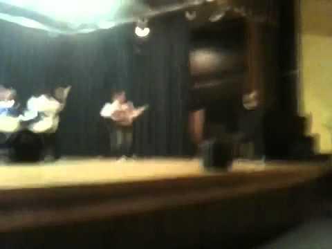 Ririe Middle School Talent Show - Hey Jude