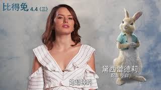 【比得兔】黛西蕾德利獻聲小白