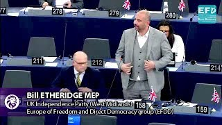 Treacherous UK government deliberately running down our defences - Bill Etheridge MEP