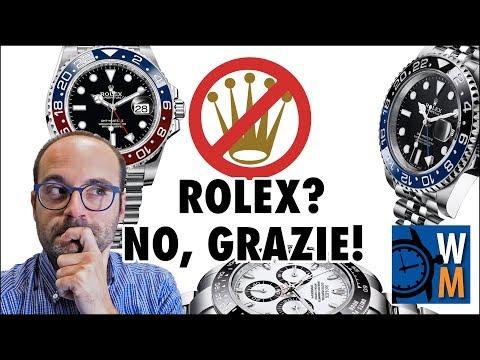 Rolex, ecco quel che penso ed ecco perché non ne ho parlato finora!