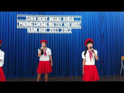 Khuc hat chim son ca_SHNK_HIV_AIDS_2011