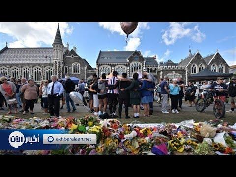 فرق من الخارج لدفن ضحايا اعتداء  المسجدين  - 11:55-2019 / 3 / 19