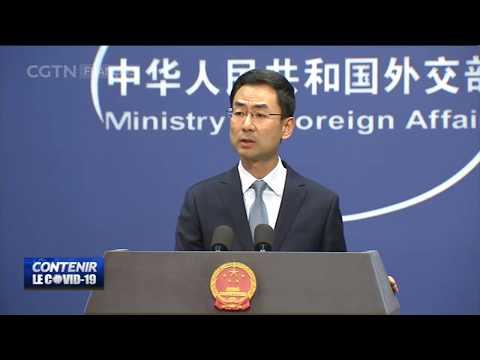 COVID-19: Beijing dénonce les États-Unis pour avoir stigmatisé la Chine