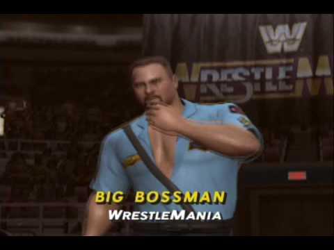 LoW - Big Bossman Custom Entrance