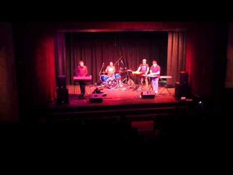 The Daphne Oramics Live at Mixtape Indie Fest, Mansfield Playhouse (1 of 2)