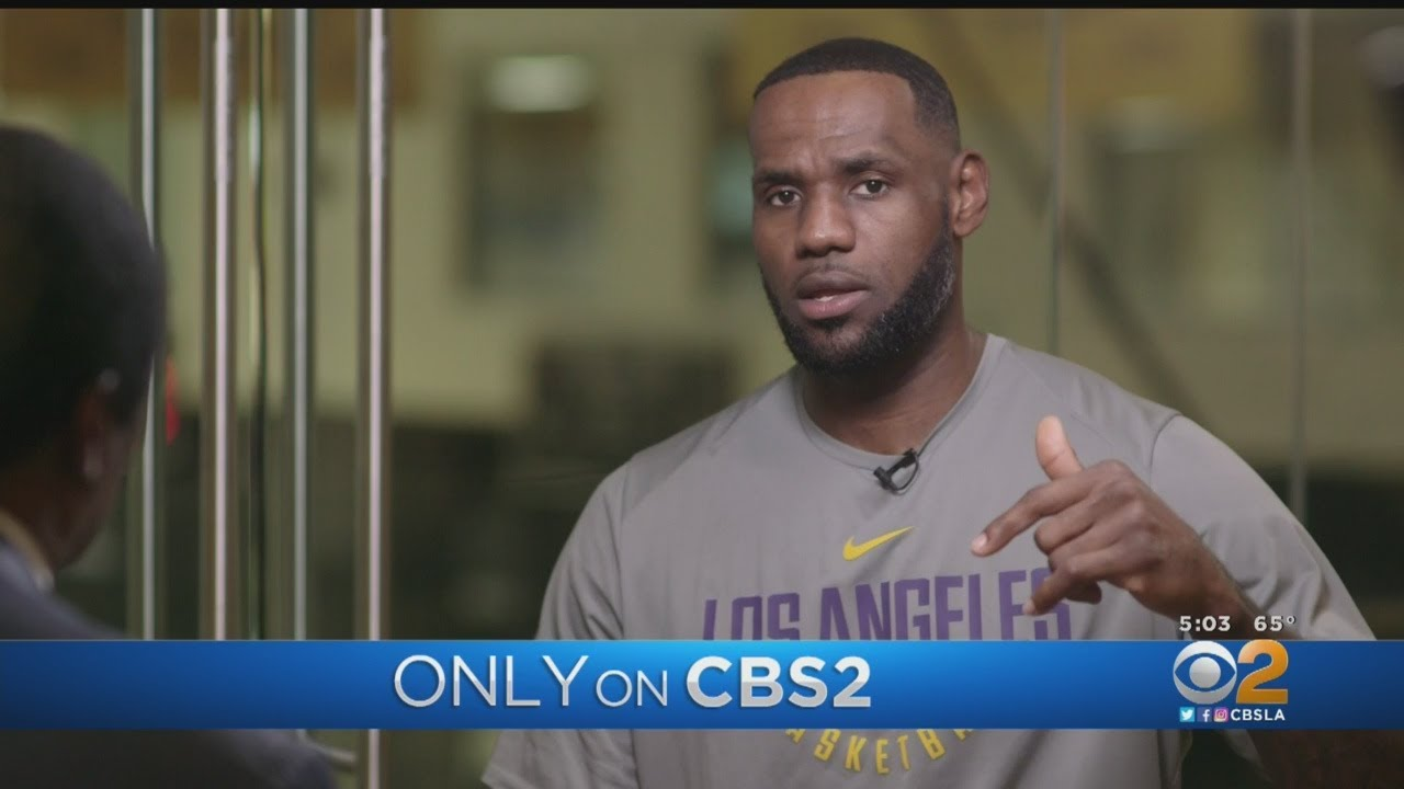 e5c12d1972eb LeBron James Opens Up About Nipsey Hussle - YouTube