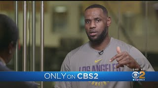 LeBron James Opens Up About Nipsey Hussle