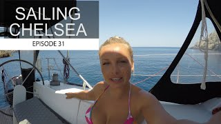 Ep 31 - Sailing Chelsea - We Sail and Explore the Stunning History of Menorca