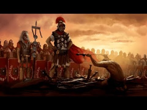 The Battle of Alesia 52 BC