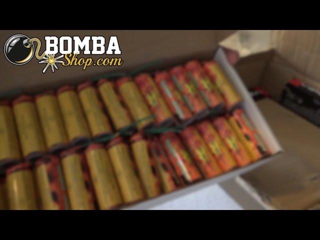 Illegale Vuurwerk Unboxing #1 | Bombashop.com | 2016/2017