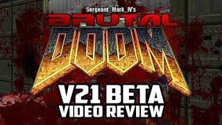 Mod Corner Brutal Doom V21 Public Beta