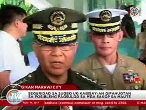 TV Patrol Central Visayas - Nov 14, 2017