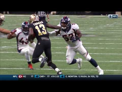 Denver bronco vs New Orleans saints Game highlights week 10