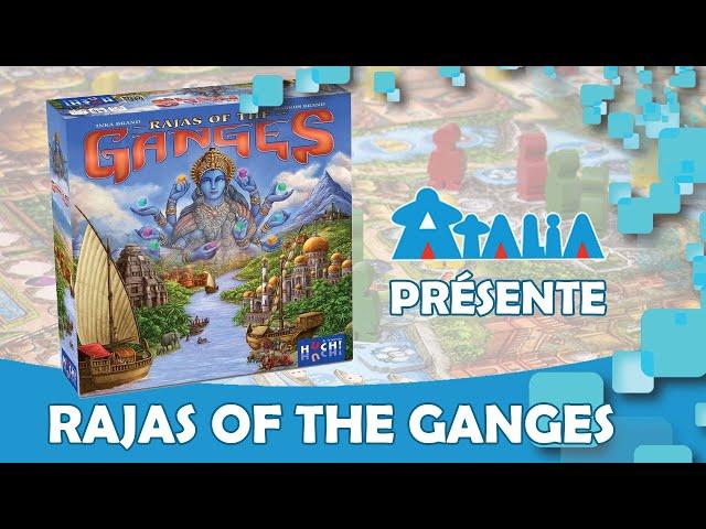 [PRÉSENTATION]  RAJAS OF THE GANGES