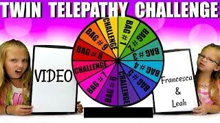 Video TWIN TELEPATHY CHALLENGE!!! download MP3, 3GP, MP4, WEBM, AVI, FLV Mei 2018
