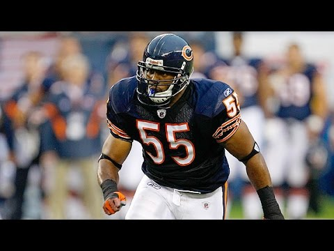Lance Briggs | All Time Highlights HD