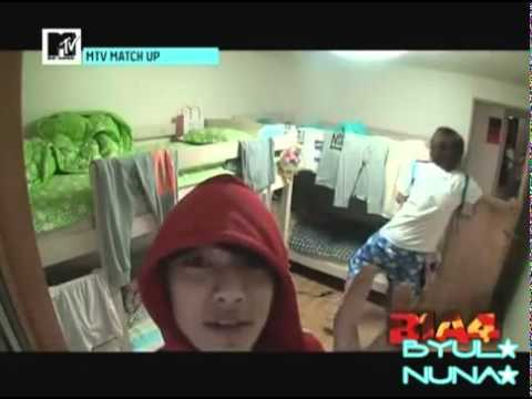 CNU Accidentally Took His Pants Off In Front Of The Camera