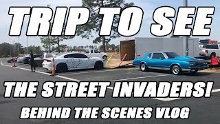 A TRIP TO FAYETTEVILLE RACEWAY FOR THE STREET INVADERS TRUE STREET CAR CLASS!