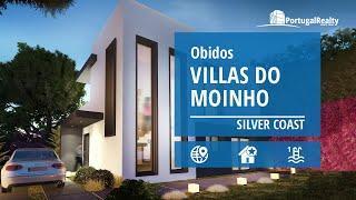 Villa Óbidos For Sale - Pre Construction Portugal Realty - Presprop