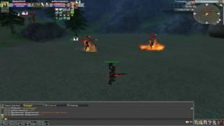 Кога vs добытчиклута (Arena Online 3D: Dragon Age)