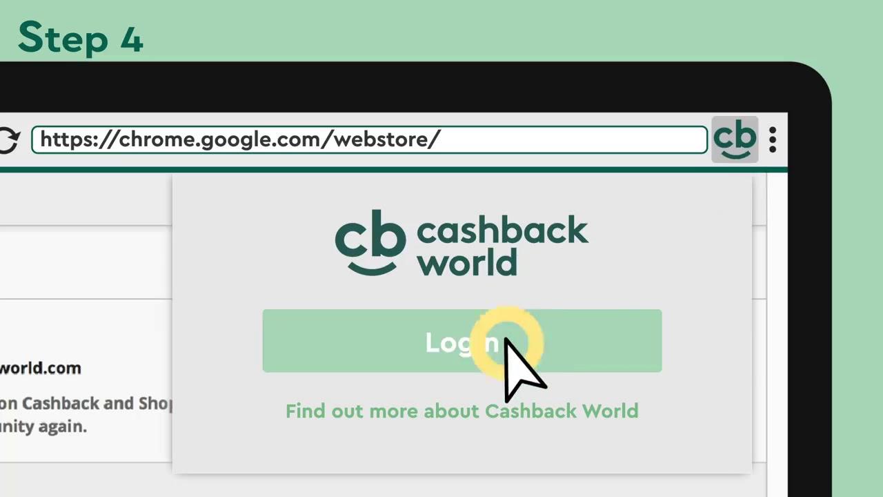 Cashback World Helper for Google Chrome