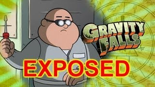 Gravity Falls Mystery Man Discovered