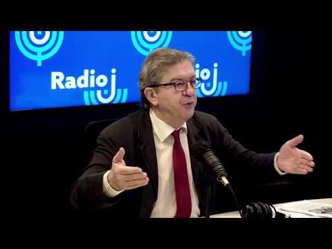 Invité du FORUM RADIO J : Jean-Luc Mélenchon