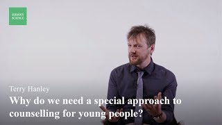 Counselling Psychology for Children and Young People Terry Hanley