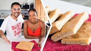 How To Make Trini Roast Bake   Foodie Nation