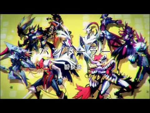 Law of Creation theme song - 【Pandora】Compassion's Last Refrain