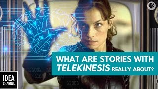 What Are Stories With Telekinetics Really About?